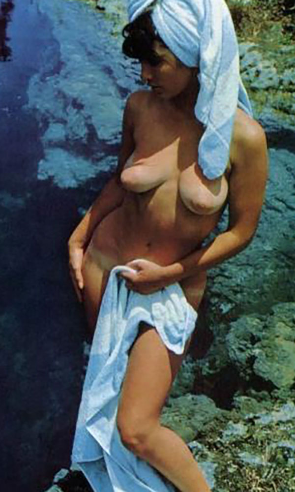 Evelyn Treacher nude. Pet Of The Month - September 1969