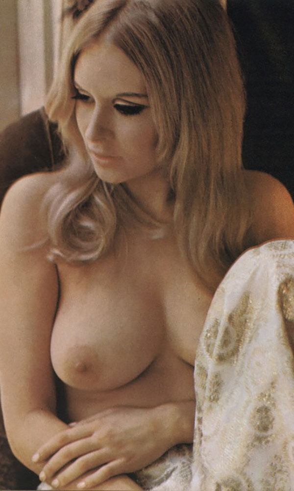 Kelly McQueen nude. Pet Of The Month - October 1969