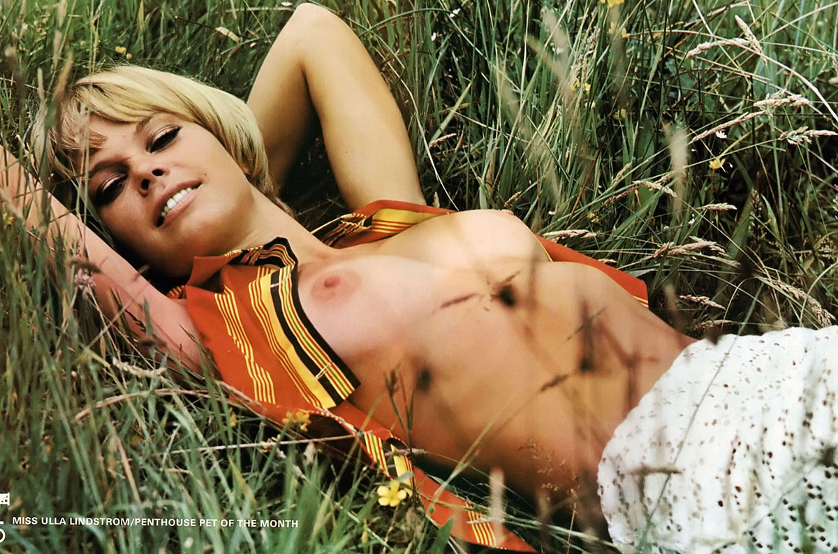 Ulla Lindstrom nude. Pet Of The Month - November 1969