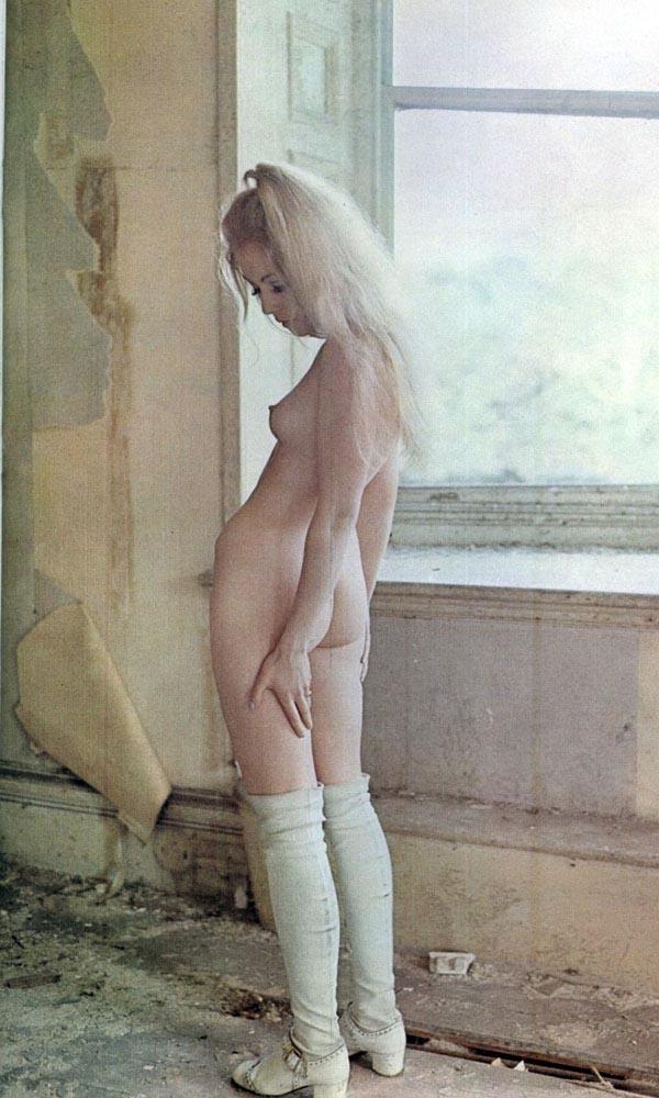 Benedikte Andersen nude. Pet Of The Month - May 1970