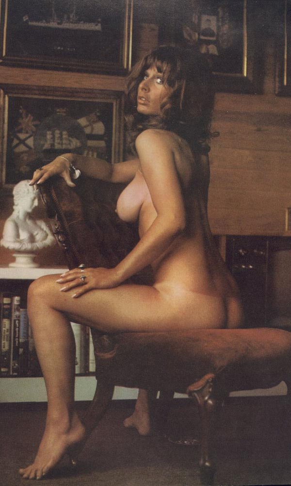 Franca Petrov nude. Pet Of The Month - November 1970