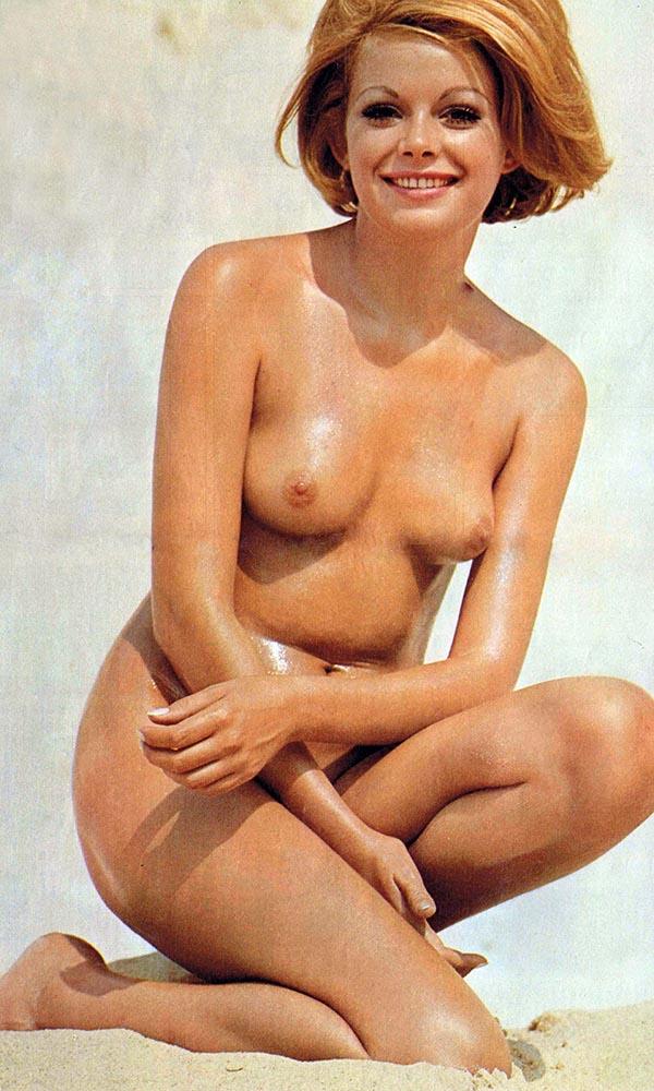 Heide Mann nude. Pet Of The Month - October 1970