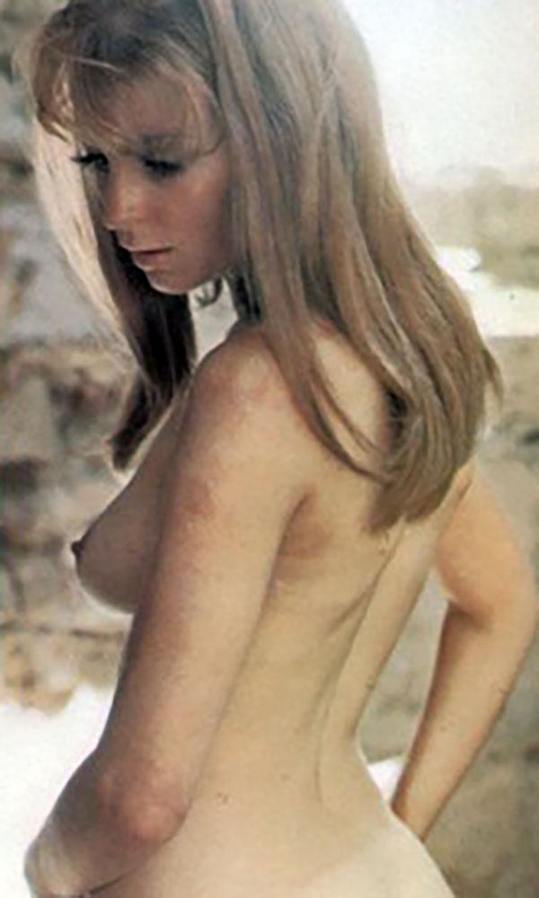 Tina McDowall nude. Pet Of The Month - September 1970
