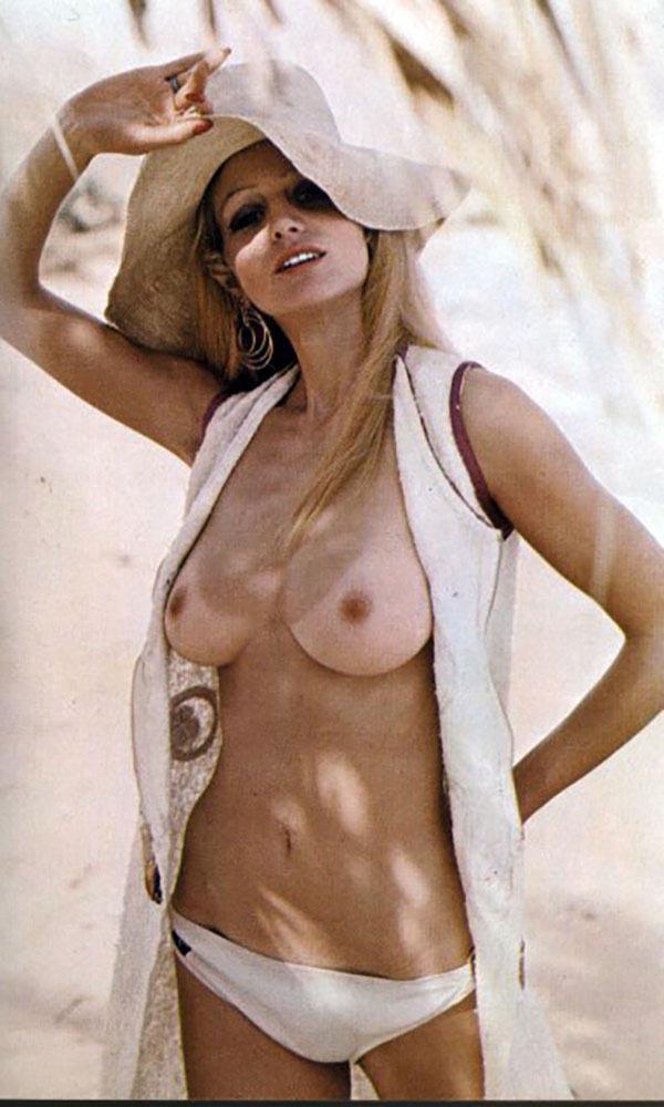 Billie Rainbird nude. Pet Of The Month - May 1971