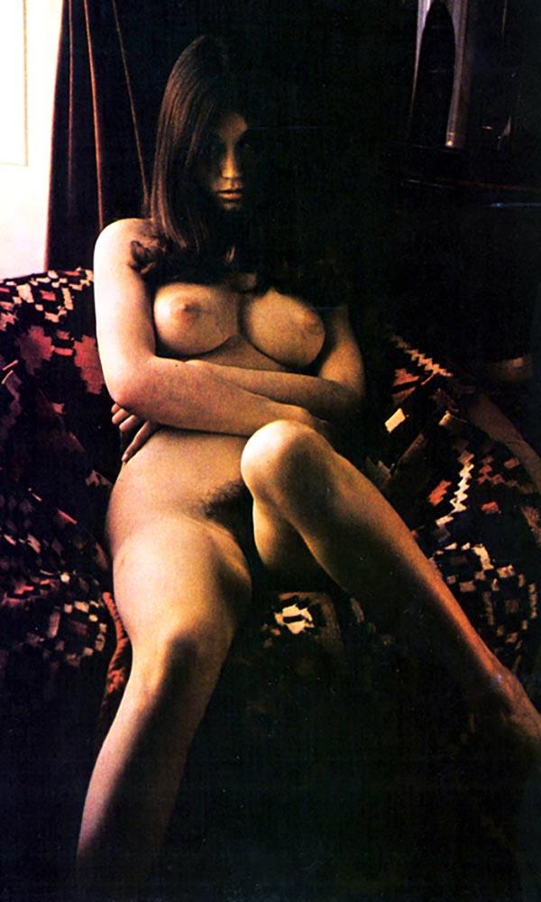 Cassandra Harrington nude. Pet Of The Month - February 1971
