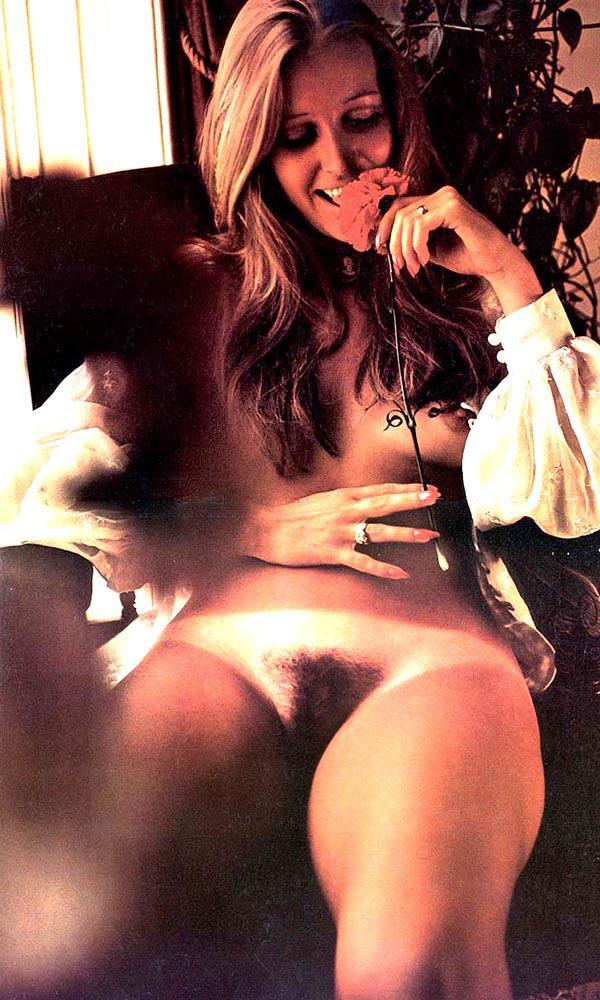 Helen Caunt nude. Pet Of The Month - October 1971