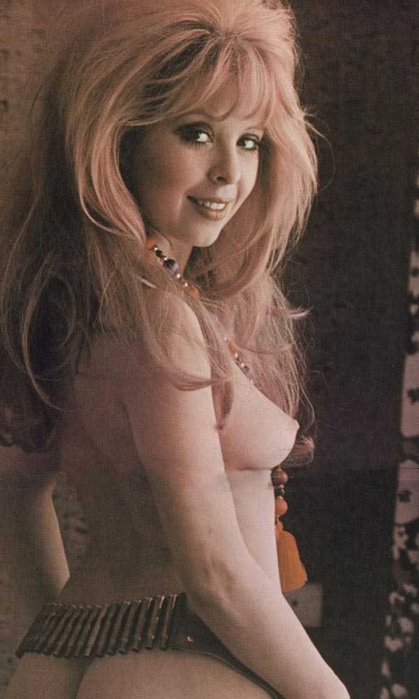 Josee Troyat nude. Pet Of The Month - June 1971