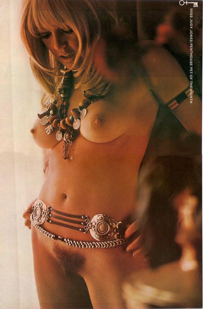 Judy Jones nude. Pet Of The Month - August 1971
