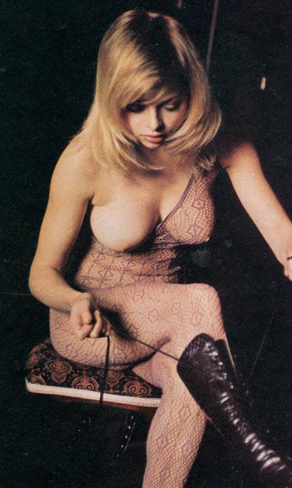 Lottie Gunthart nude. Pet Of The Month - March 1971
