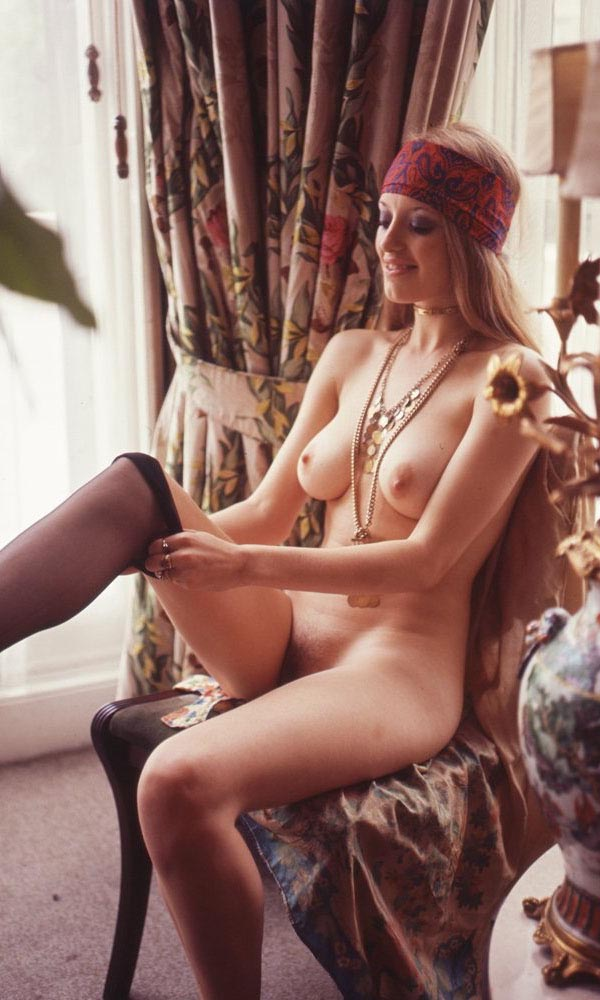Lynette Asquith nude. Pet Of The Month - November 1971