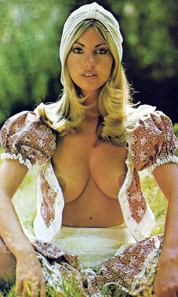 Billie Deane nude. Pet Of The Month - March 1972