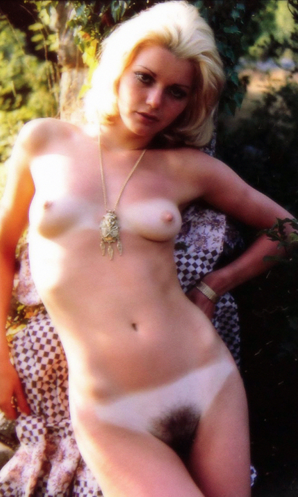 Janet Dunphy nude. Pet Of The Month - October 1972