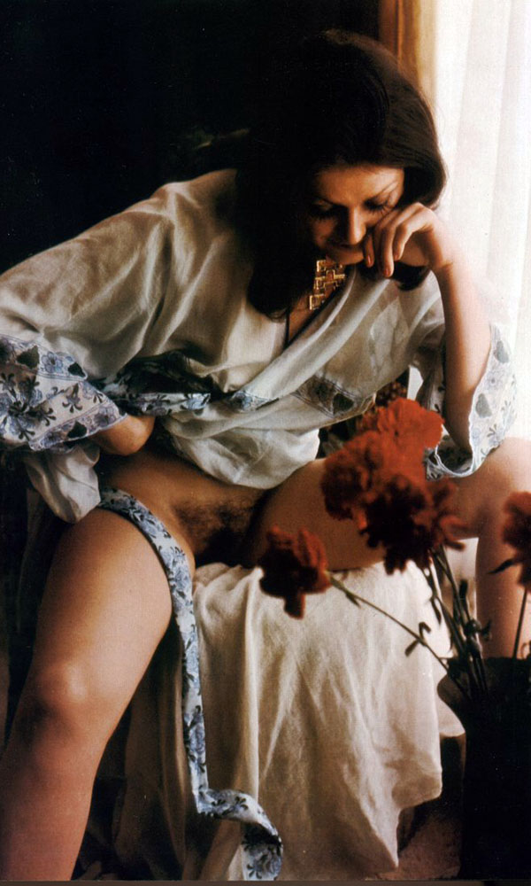 Lesley Harrison nude. Pet Of The Month - July 1972