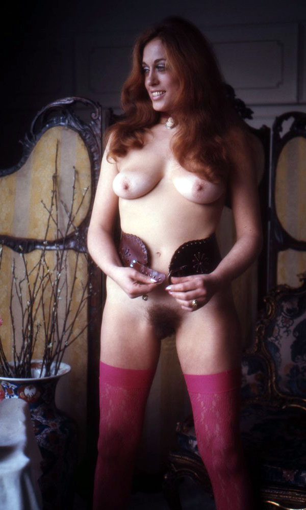 Marian Maylam nude. Pet Of The Month - August 1972