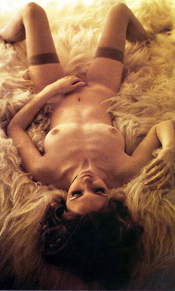 Marianne Gordon nude. Pet Of The Month - April 1972