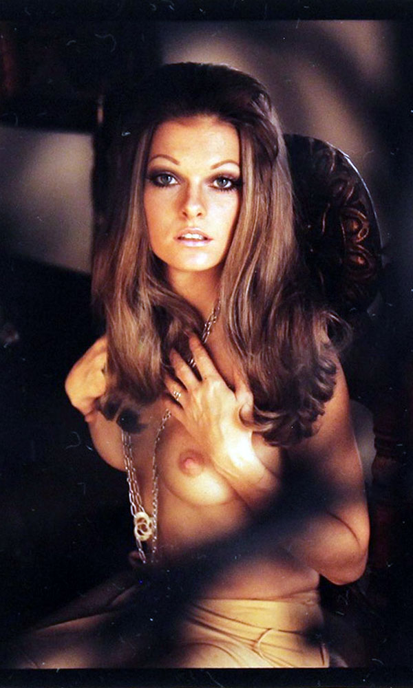 Patricia Barrett nude. Pet Of The Month - January 1972