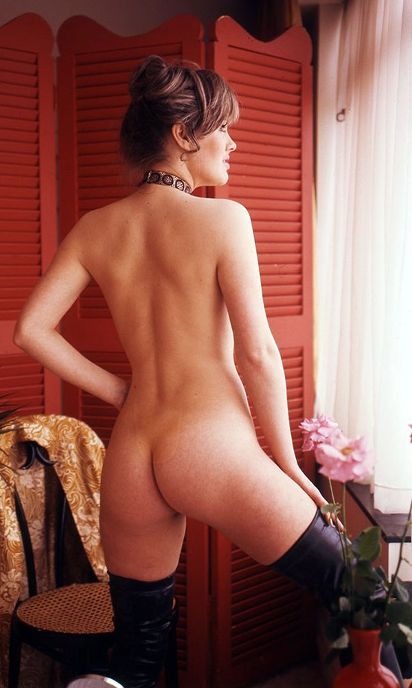 Sharon Bailey nude. Pet Of The Month - May 1972