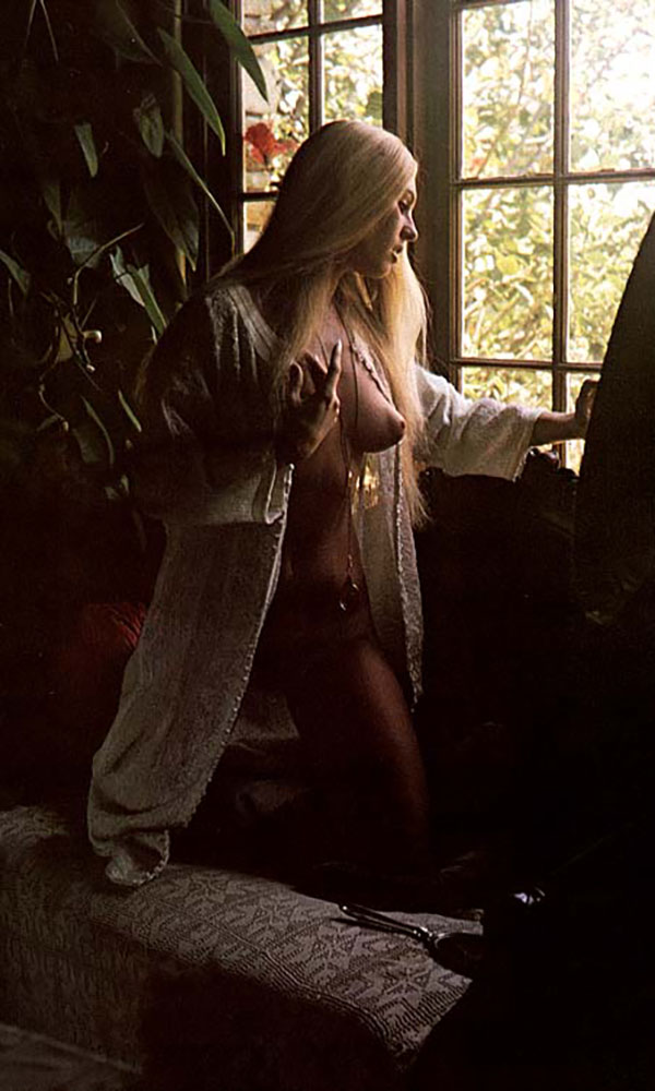 Debbie Griffin nude. Pet Of The Month - November 1973