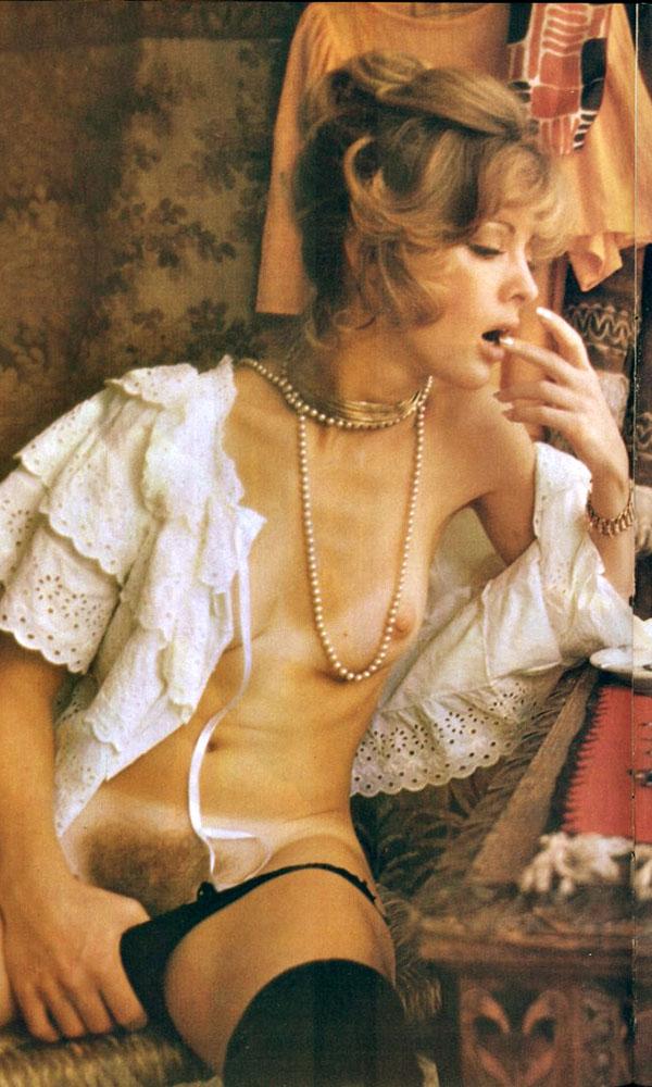 Maggi Burton nude. Pet Of The Month - January 1973