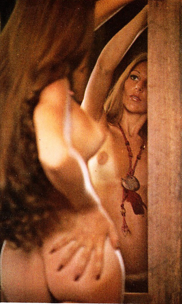 Sandy Robertson nude. Pet Of The Month - December 1973