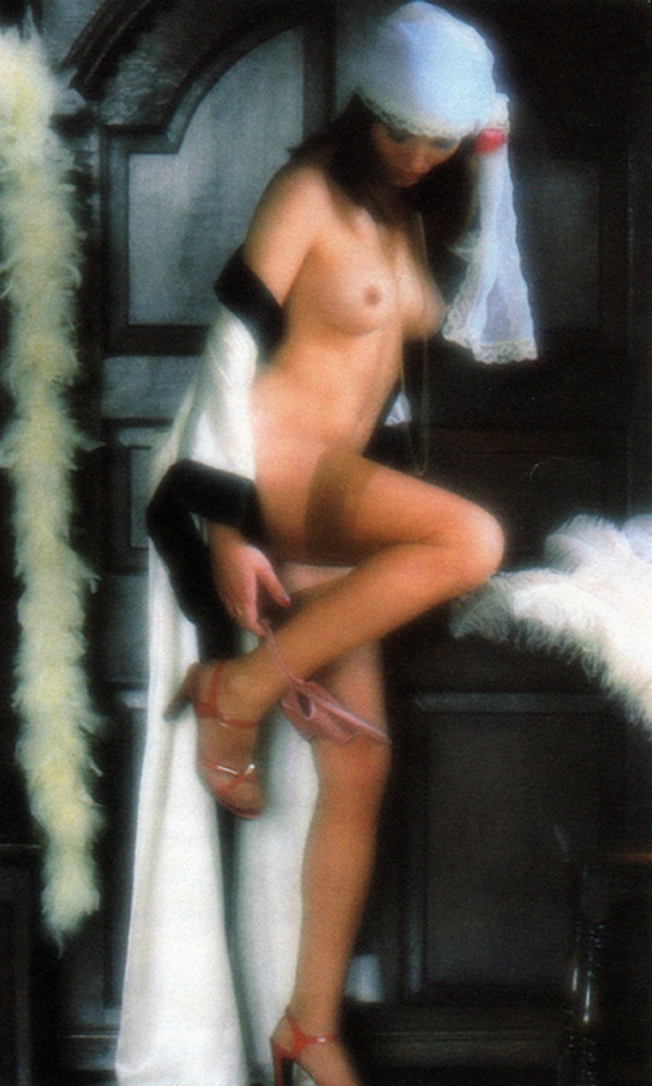 Anne Peters nude. Pet Of The Month - October 1975
