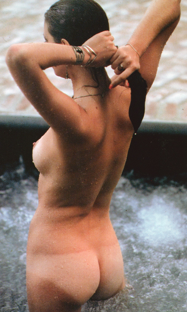 Susanne Saxon nude. Pet Of The Month - October 1976