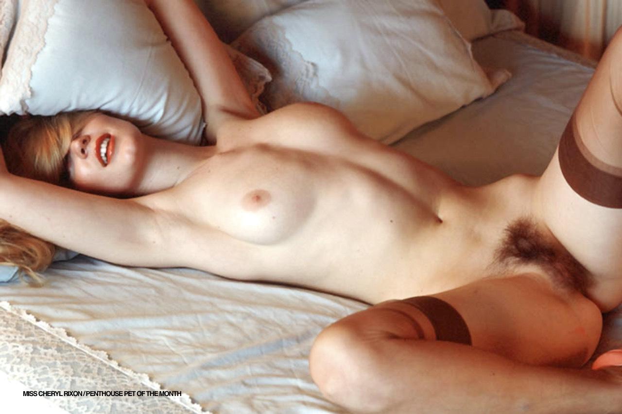 Cheryl Rixon nude. Pet Of The Month - December 1977