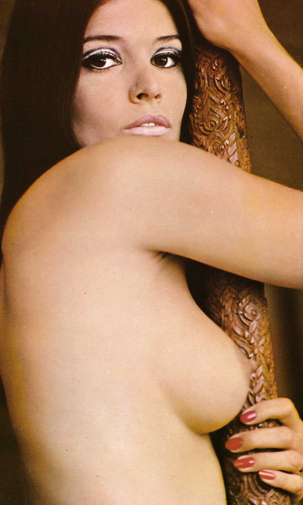 Christine Davray nude. Pet Of The Month - July 1977