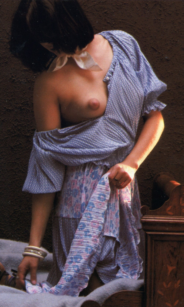Lucia St Angelo nude. Pet Of The Month - September 1977