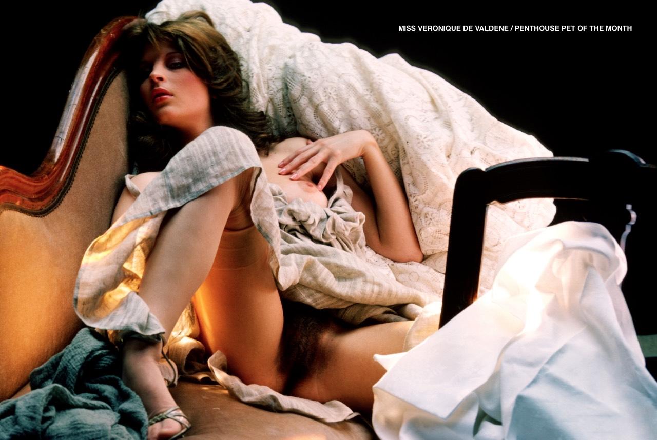 Veronique De Valdene nude. Pet Of The Month - October 1978