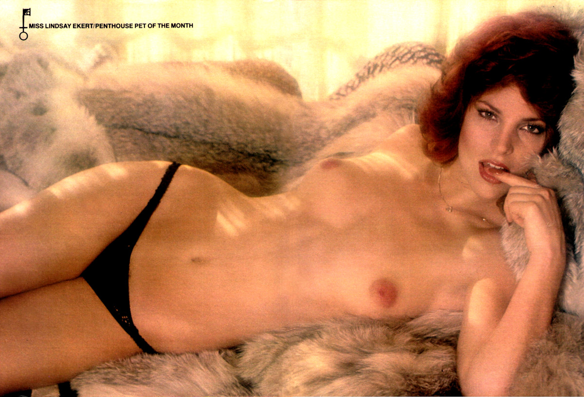 Lindsay Ekert nude. Pet Of The Month - February 1980
