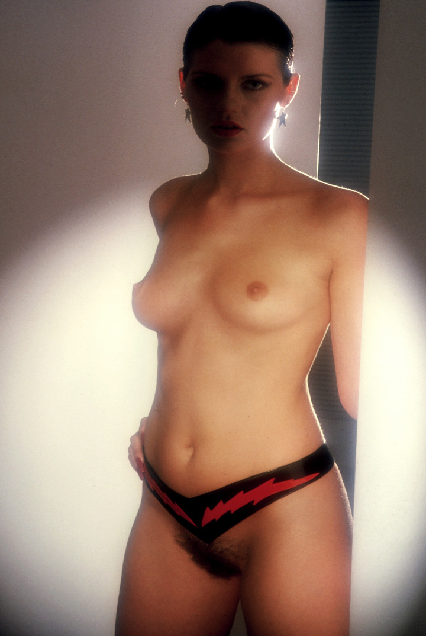Samantha Faye nude. Pet Of The Month - July 1980
