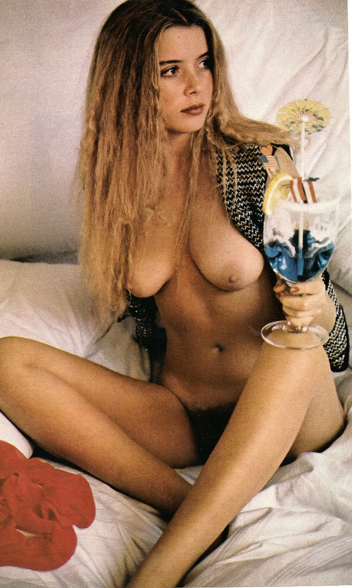 Delfina Ponti nude. Pet Of The Month - March 1981