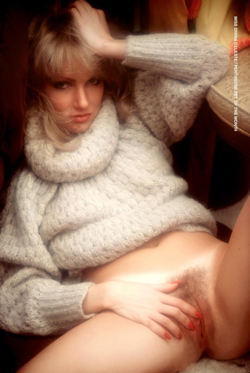 Divina Celeste nude. Pet Of The Month - February 1982