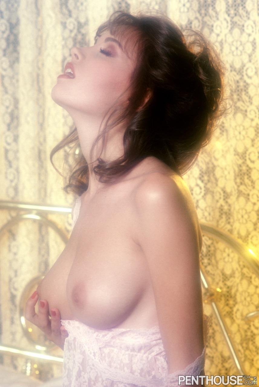Monique Gabrielle nude. Pet Of The Month - December 1982