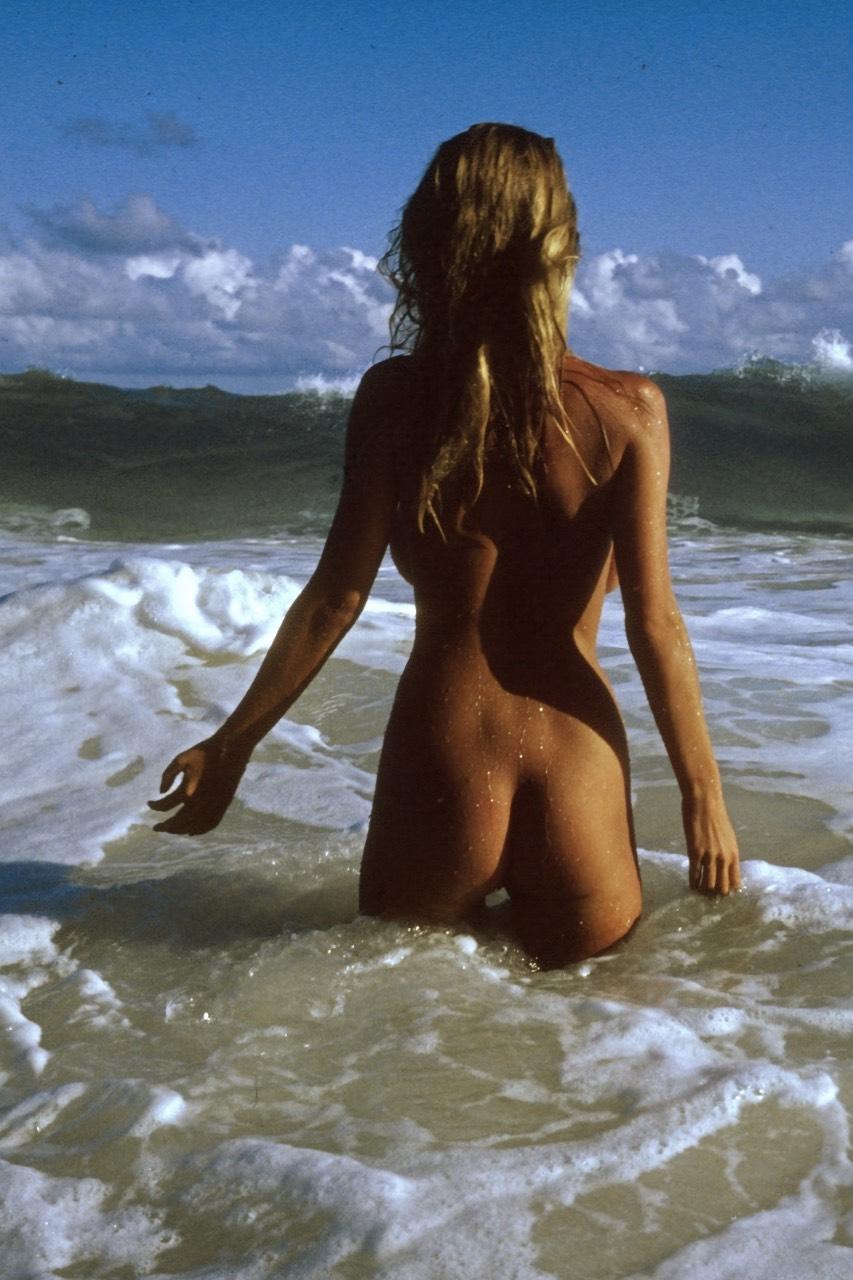 Muriel Rousseau nude. Pet Of The Month - April 1982
