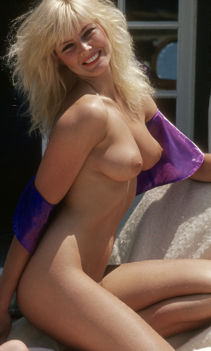 Sharon Axley nude. Pet Of The Month - March 1982