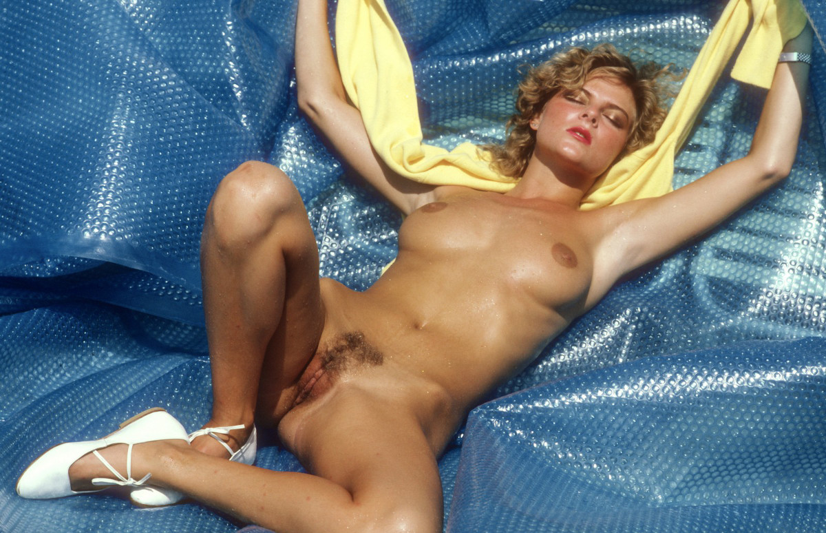 Greta Anderson nude. Pet Of The Month - March 1983