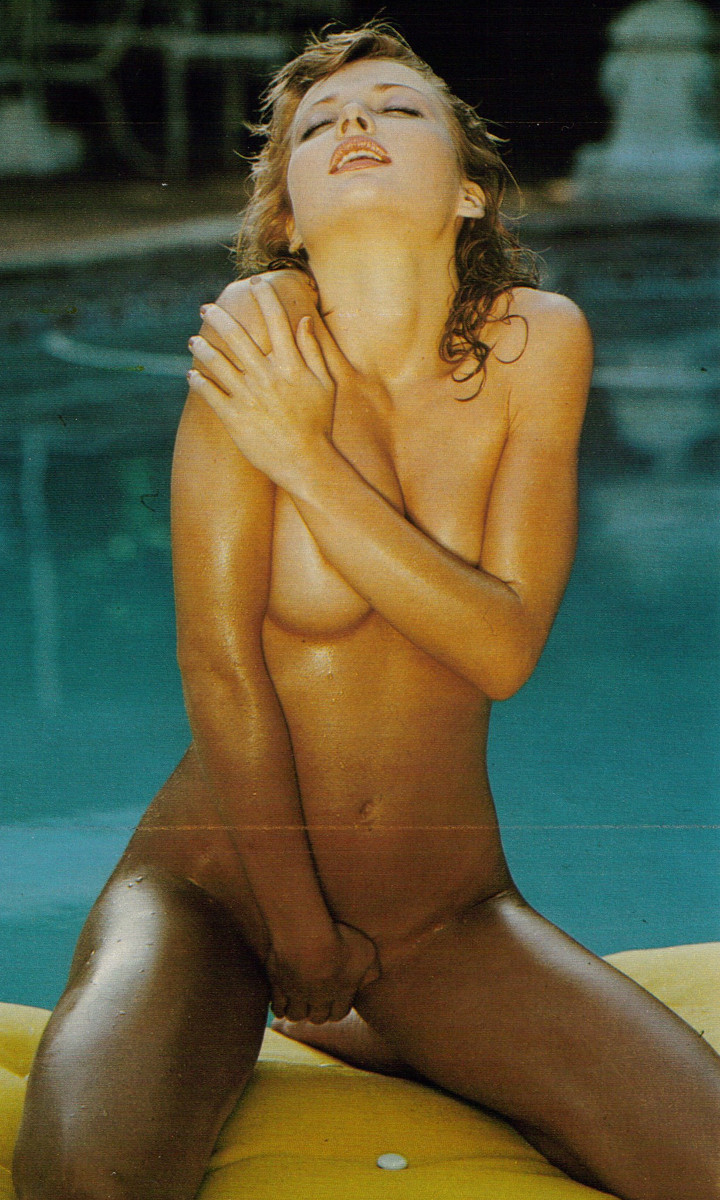 Janet Sharpe nude. Pet Of The Month - June 1983