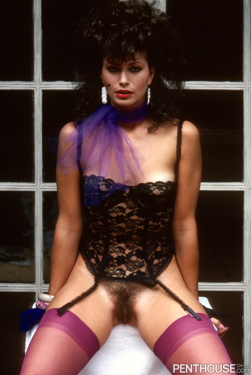 Antonia Larsen nude. Pet Of The Month - February 1984