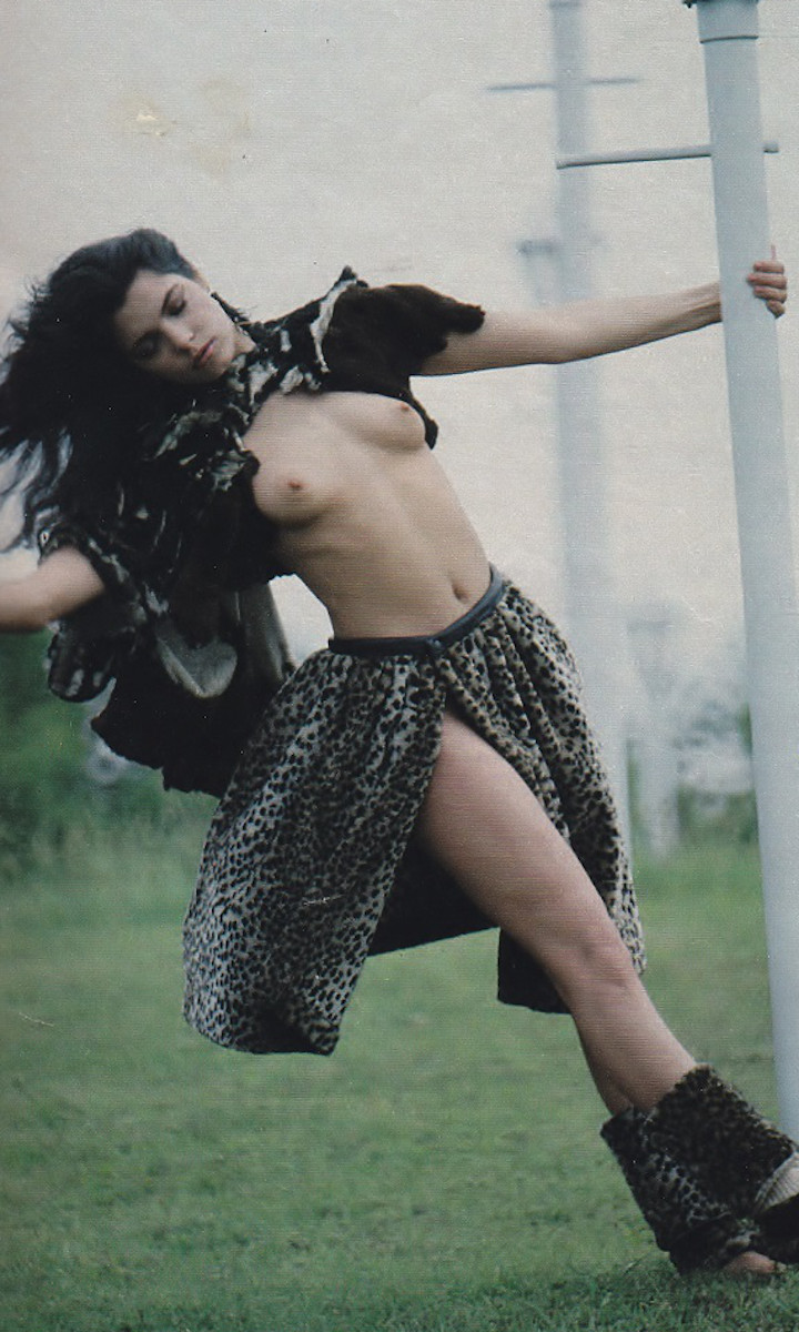Christianna  nude. Pet Of The Month - June 1984