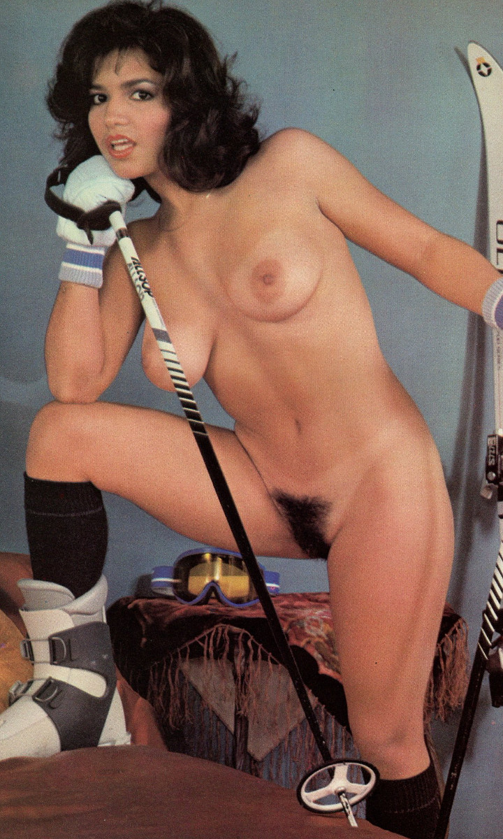 Paula Ann Wood nude. Pet Of The Month - March 1984