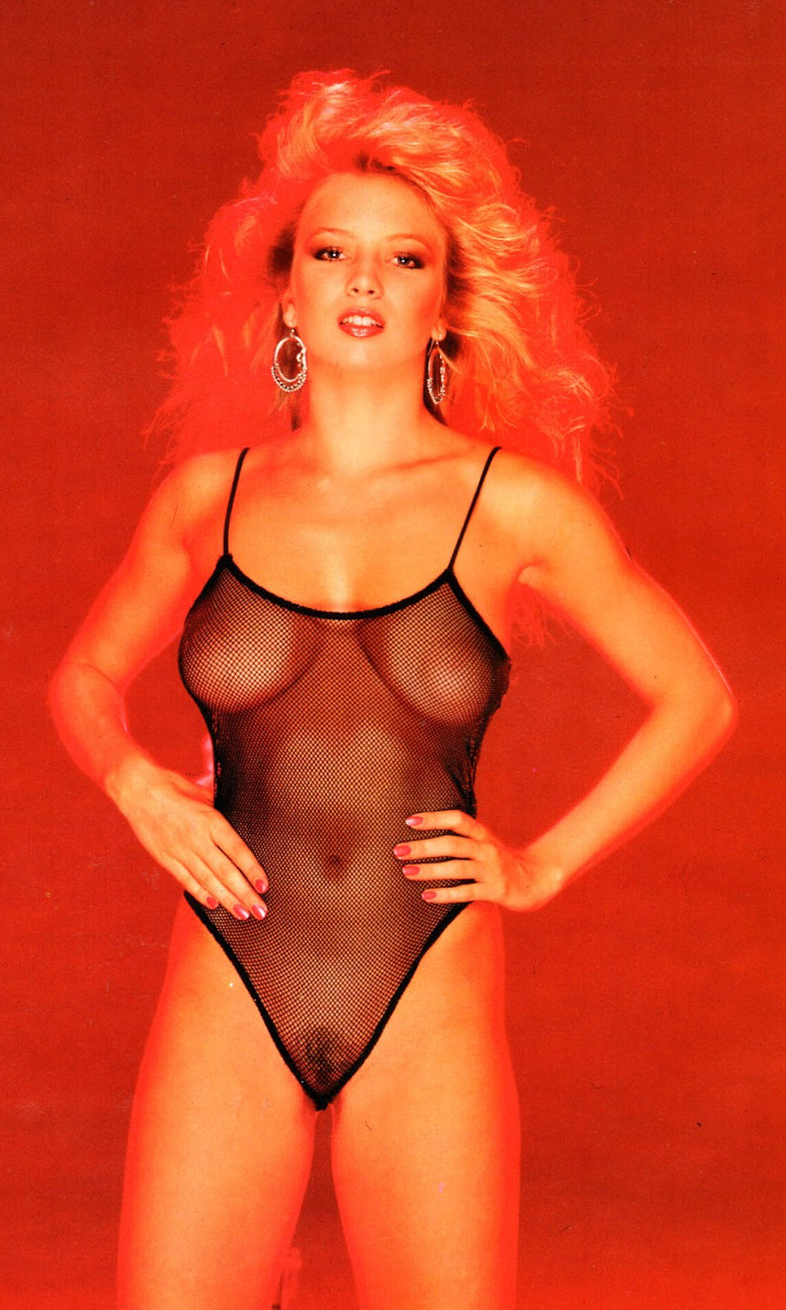 Traci Lords nude. Pet Of The Month - September 1984