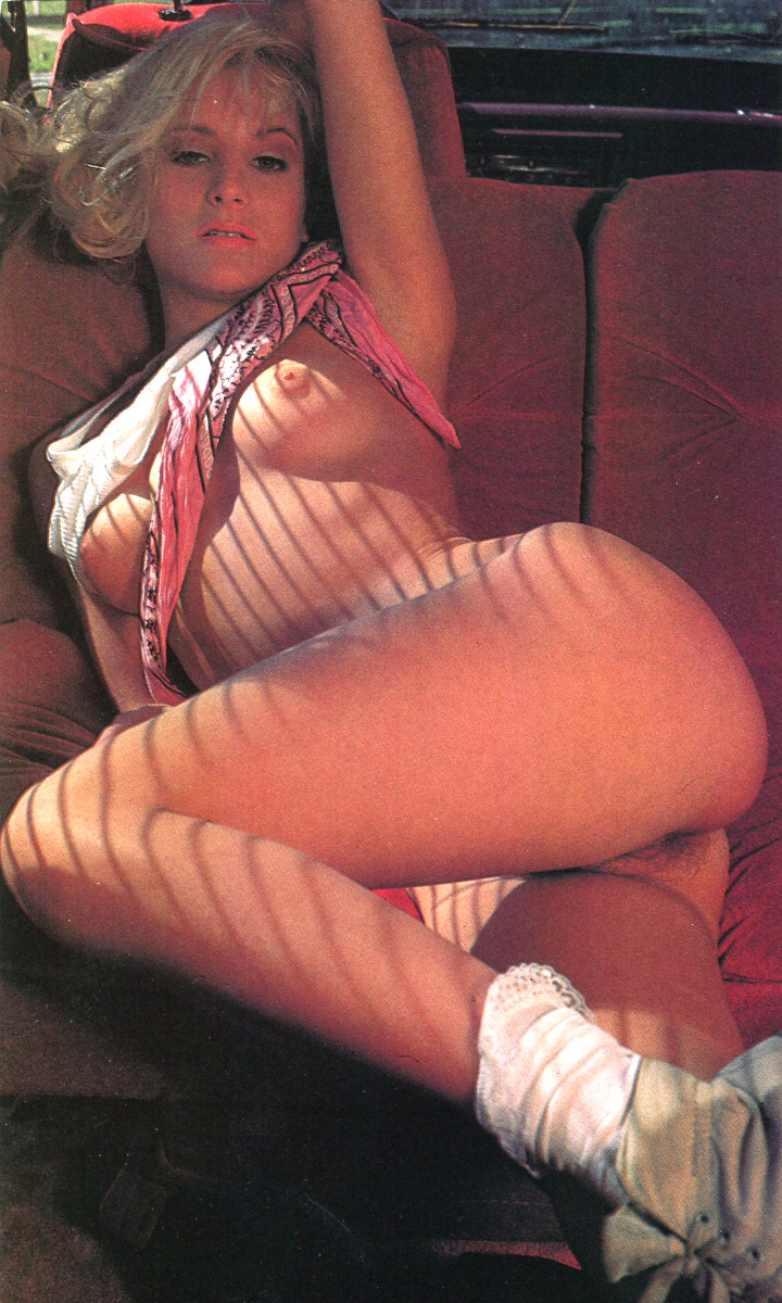 Andi Leigh nude. Pet Of The Month - April 1985