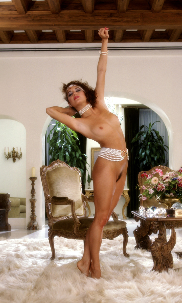 Angela Nicholas nude. Pet Of The Month - August 1985