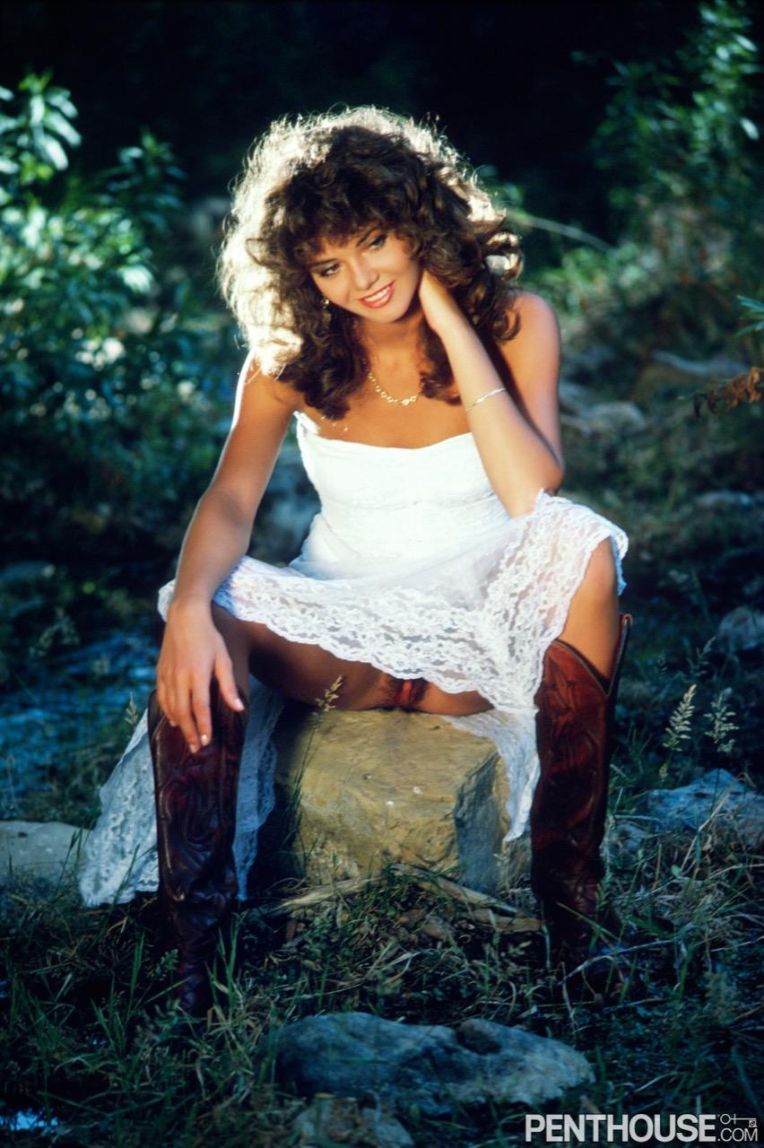 Jennifer James nude. Pet Of The Month - October 1985