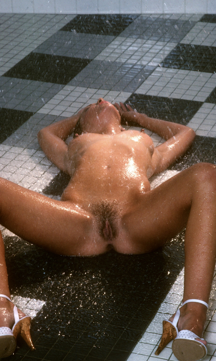 Rebecca Hill nude. Pet Of The Month - January 1985