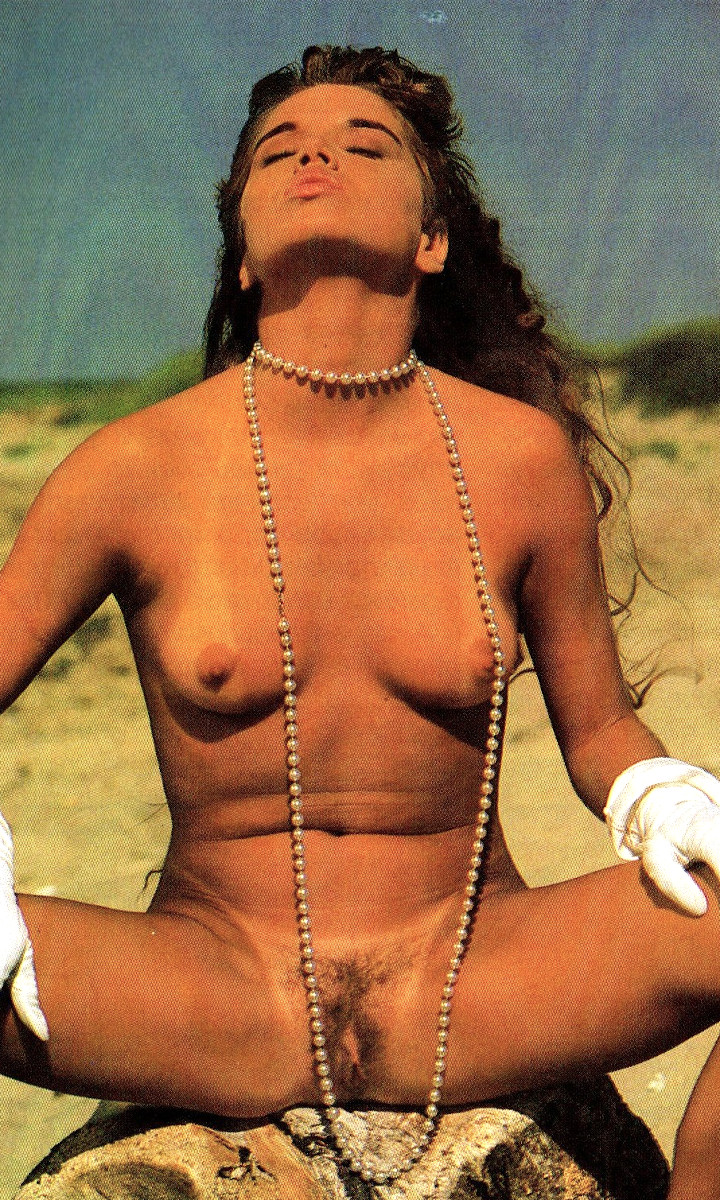 Beth Snyder nude. Pet Of The Month - November 1986