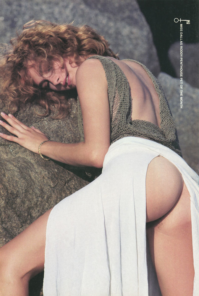 Dallas Roddy nude. Pet Of The Month - May 1986