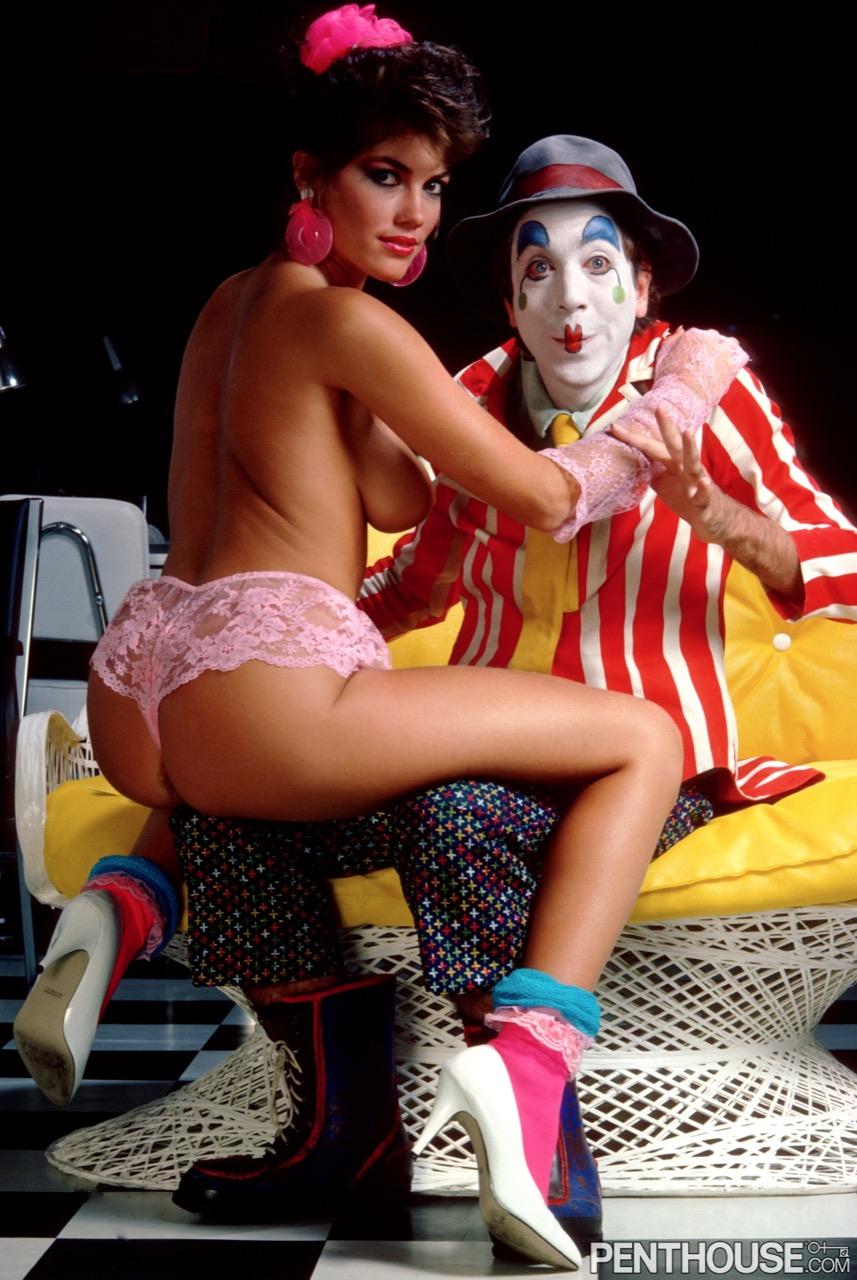 Dominique St Croix nude. Pet Of The Month - April 1986